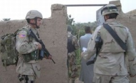 Apprehending insurgents – Iraq – 2005